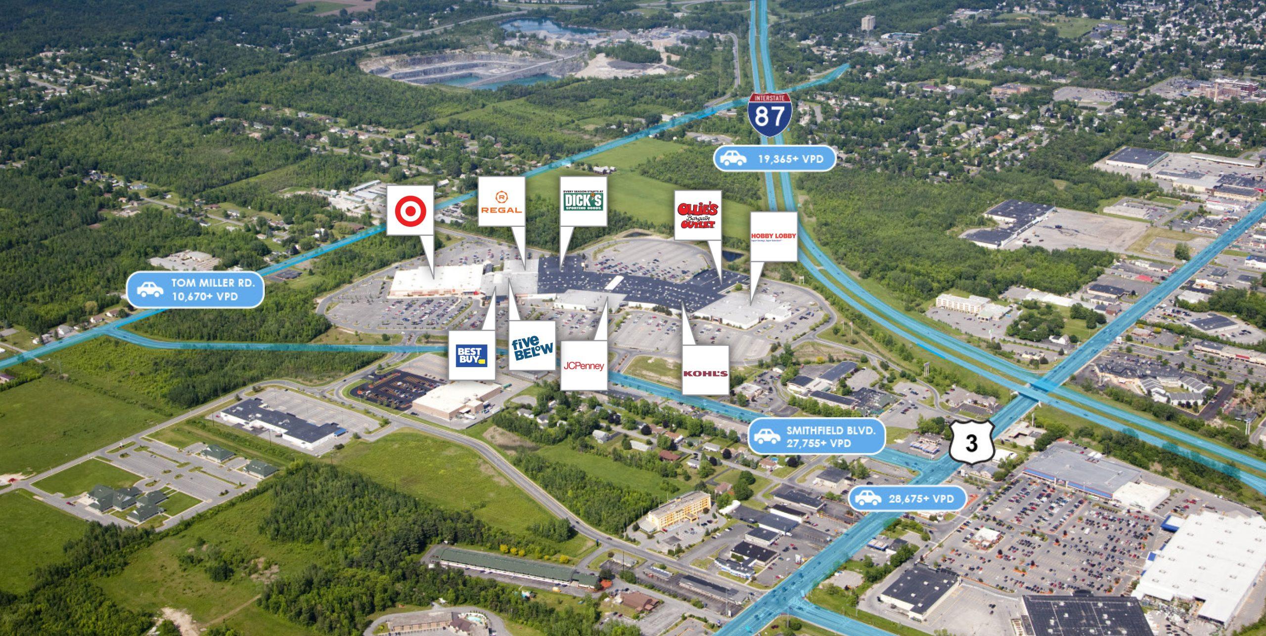 Champlain Centre