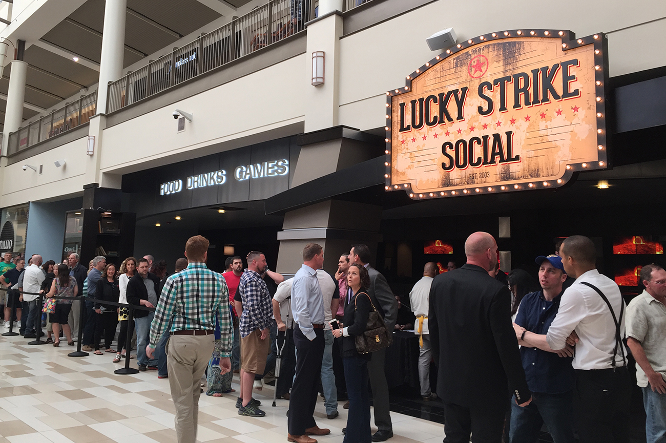 Crossgates Lucky Strike