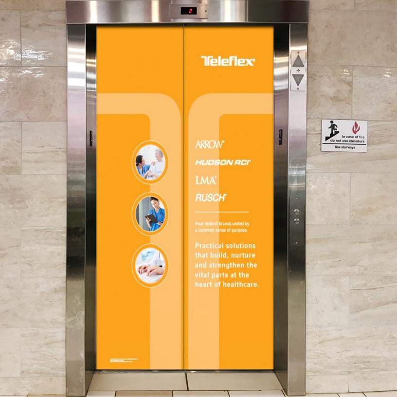 Elevator Doors Interior